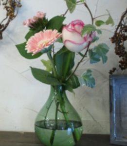 ブルーミーライフ公式花瓶2