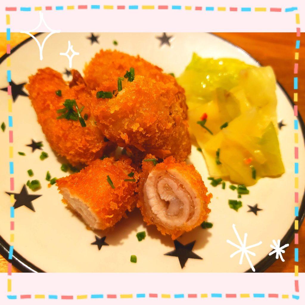 豚ロース肉のイタリアンミルフィーユ