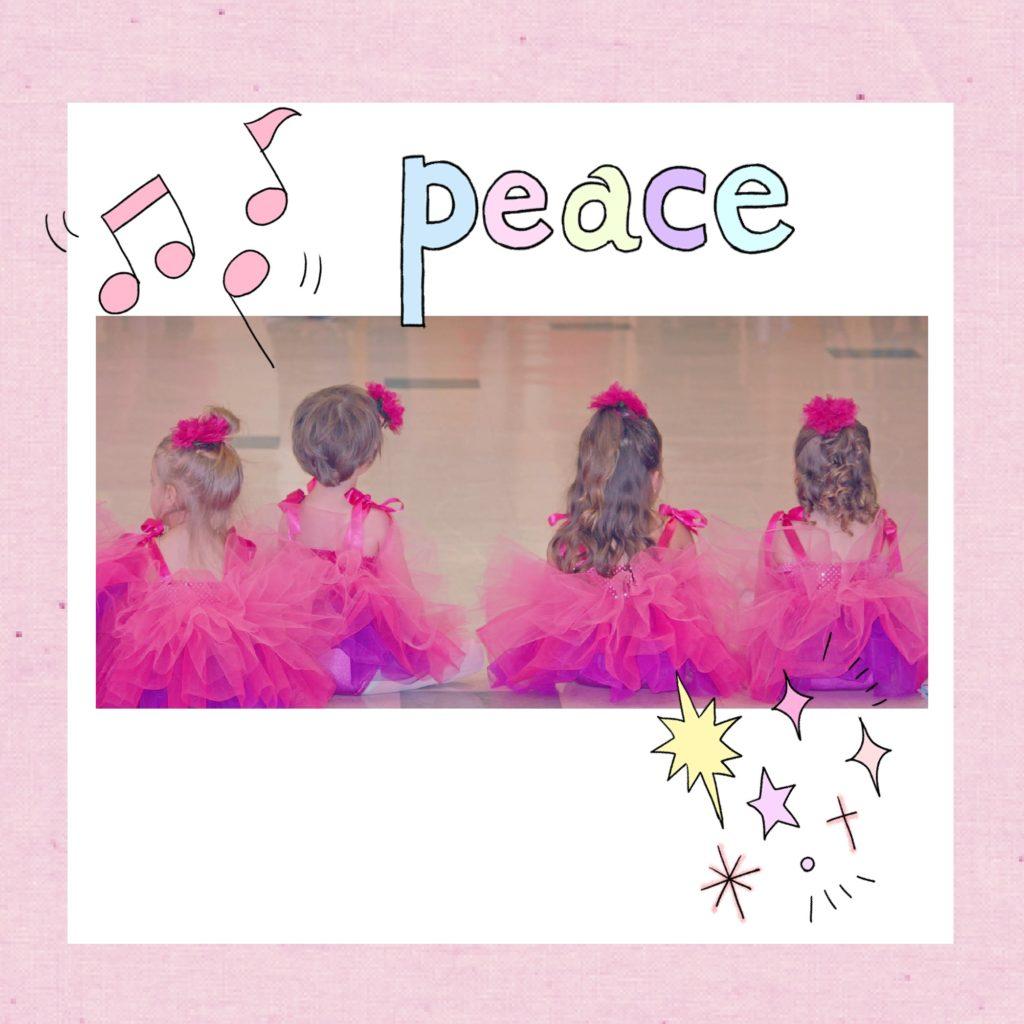 子供のダンス教室
