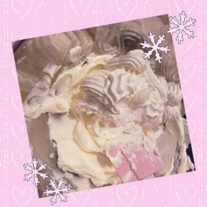 オレオチーズケーキレシピ⑤