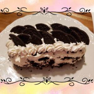 オレオチーズケーキのレシピ