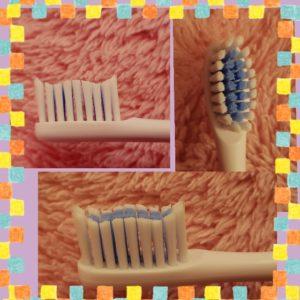 電動歯ブラシサブスクGALLEIDの替えブラシ