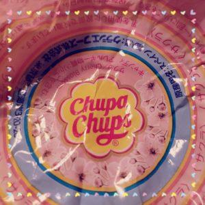 チュッパチャップスのロゴ