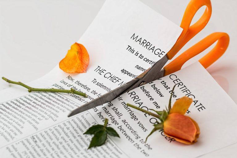 離婚を決意