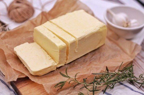 バターの冷凍保存方法