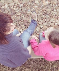 ママと子4