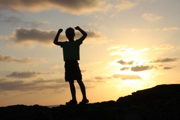 根拠のない自信,成功体験,自己肯定