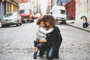 ママと子供2