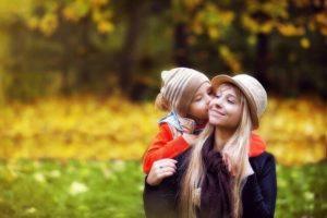 ママと子5